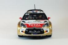 CITROEN DS3 WRC / CARRERA 27460 / SEBASTIAN LOEB-DANIEL ELENA