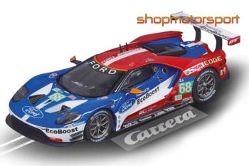 Diecast 2017 Ford GT Race Car #66 Joey Hand//Dirk Muller//Sebastien Bourdais 1//32