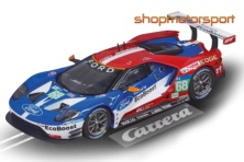 FORD GT RACE CAR / CARRERA 27533 / SÉBASTIEN BOURDAIS-JOEY HAND-DIRK MÜLLER
