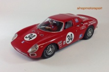 FERRARI 250LM / FLYSLOT 053107 / GUILLERMO ORTEGA-FAUSTO MERELLO // OUT OF STOCK