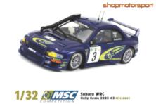 SUBARU WRC / MSC 6042 / RICHARD BURNS-ROBERT REID // OUT OF STOCK