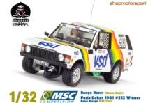 RANGE ROVER / MSC COMPETICION 7407 / RENE METGE-BERNARD GIROUX