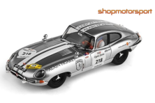 JAGUAR E-TYPE / NINCO 50654 / LUDOVIC LE BOEUF // OUT OF STOCK
