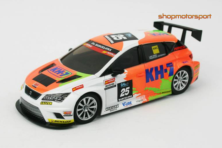 SEAT LEON CUP RACER / NINCO 50656 / LAIA SANZ-FRANCESC GUTIERREZ // OUT OF STOCK