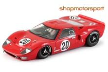 FORD GT40 MKI / NSR 0020 / SIDNEY CARDOSO