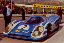 PORSCHE 917 K / NSR D0017 / VIC ELFORD