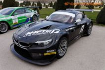 BMW Z4 GT3 / NSR D0019 / PRESENTATION BLANCPAIN ENDURANCE 2010