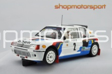 PEUGEOT 205 T16 Gr.B / OSC B01001 / ARI VATANEN-TERRY HARRYMAN // OUT OF STOCK