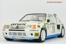 PEUGEOT 205 T16 Gr.B / OSC B01007 / MICHELE MOUTON-TERRY HARRYMAN // OUT OF STOCK