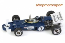 LOTUS 72 / POLICAR CAR02B / GRAHAM HILL
