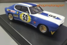 FORD CAPRI RS 2600 / RACER RCM-01 / JOCHEN MASS-HANS-JOACHIM STUCK