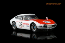 SHELBY TOYOTA 2000 GT / RACER SL20A / SCOOTER PATRICK // OUT OF STOCK