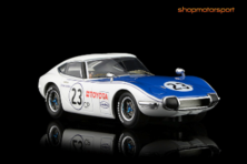 SHELBY TOYOTA 2000 GT / RACER SL20B / DAVE JORDAN // OUT OF STOCK