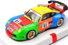 PORSCHE 911 GT2 / REVOSLOT 0018 / BERNHARD MÜLLER-MICHAEL TRUNK-ERNST PAKMBERGER