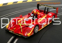RADICAL SR-9 / SCALEAUTO 6009 / STUART MOSELEY-TIM GREAVES-ROBIN LIDDELL // OUT OF STOCK