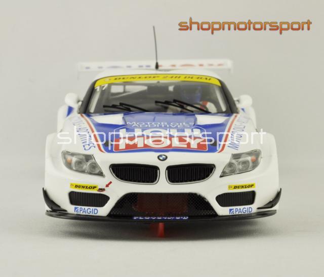 Bmw Z4 Price In Dubai: BMW Z4 GT3 SCALEAUTO 6018