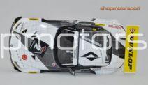 BMW Z4 GT3 / SCALEAUTO 6020 / EDWARD SANDSTROM-LARS STUGEMO-MICHAEL OUTZEN-PETER POSAVAC