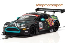 ASTON MARTIN VANTAGE GT3 / SCALEXTRIC SUPERSLOT 3945 / NIGEL HUDSON-ADAM WILCOX // OUT OF STOCK
