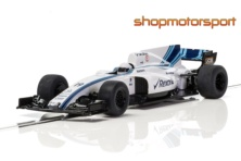 WILLIAMS FW40 / SCALEXTRIC SUPERSLOT 3955 / FELIPE MASSA