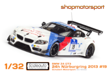 BMW Z4 GT3 SCALEAUTO 6032 shopmotorsport.com