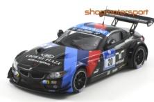 BMW Z4 GT3 / SCALEAUTO 6070R / MARTIN TOMCZYK-DIRK ADORF-CLAUDIA HÜRTGEN-JENS KLINGMANN