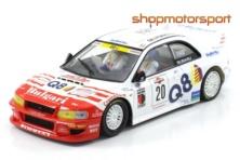 SUBARU IMPREZA WRC / SCALEAUTO 6082R / ANDREA DALLAVILLA-DANILO FAPPANI