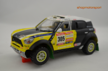 MINI ALL 4 RACING / SCALEAUTO 6093 / NANI ROMA-MICHEL PERIN