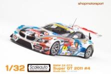 BMW Z4 GT3 / SCALEAUTO 6028 / NOBUTERU TANIGUCHI-TAKU BAMBA