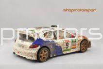 PEUGEOT 206 WRC / SCALEXTRIC 6051 / MANUEL MUNIENTE-GUIFRE PUJOL