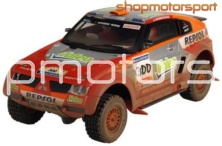MITSUBISHI PAJERO / SCALEXTRIC 6265 / STEPHANE PETERHANSEL-JEAN PAUL COTTRET // OUT OF STOCK