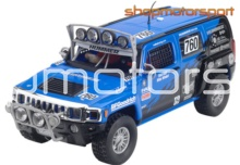 HUMMER H3 / SCALEXTRIC 6308 / ROD HALL-MIKE WINKEL // OUT OF STOCK
