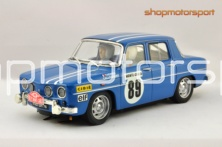 RENAULT 8 GORDINI / SCALEXTRIC 6316 / JEAN-LUC THERIER-MARCEL CALLEWAERT // OUT OF STOCK