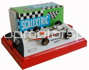 HONDA RA273E V12 / SCALEXTRIC 6381 / RICHIE GINTHER