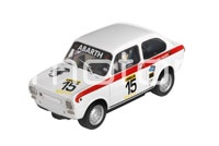 FIAT 850 ABARTH / SCALEXTRIC 6455 // OUT OF STOCK