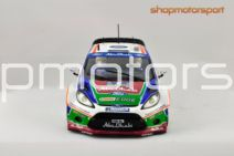 FORD FIESTA RS WRC / SCALEXTRIC A10029S300 / MIKKO HIRVONEN-JARMO LETHINEN