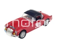 MG A / SCALEXTRIC A10039S300 / NANCY MITCHELL-PAT FAICHNEY