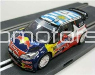 CITROEN DS3 WRC / SCALEXTRIC A10066S300 / SEBASTIAN LOEB-DANIEL ELENA // OUT OF STOCK