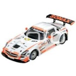 MERCEDES BENZ SLS AMG GT3 / SCALEXTRIC A10071S300 / TOMAS KOSTKA-LEONID MACHITSKI // OUT OF STOCK