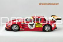 MERCEDES BENZ SLS AMG GT3 / SCALEXTRIC A10105S300 / KENNETH HEYER-THOMAS JAGER-STEPHANE LEMERET