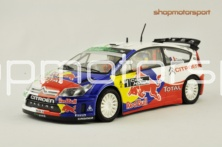 CITROEN C4 WRC HYBRID / SCALEXTRIC A10117S300 / SEBASTIAN LOEB-DANIEL ELENA
