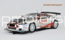 ASTON MARTIN DBR9 / SCALEXTRIC A10141S300 / CHRISTIAN HOHENADEL-ANDREA PICCINI // OUT OF STOCK