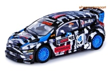 FORD FIESTA RS WRC / SCALEXTRIC A10157S300 / KEN BLOCK