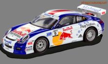 PORSCHE 911 GT3 / SCALEXTRIC A10191S300 / SEBASTIAN LOEB