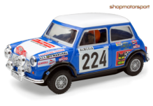 MORRIS MINI 1275 / SCALEXTRIC A10193S300 / ESTANISLAO REVERTER-ANTONIO FREIRE