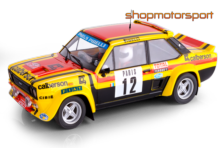 FIAT 131 ABARTH Gr.4 / SCALEXTRIC A10194S300 / MICHELE MOUTON-ANNIE ARRII