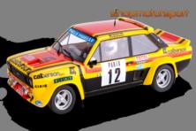 FIAT 131 ABARTH Gr.4 / SCALEXTRIC A10194S300 / MICHELE MOUTON-ANNIE ARRII