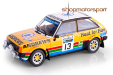 TALBOT SUNBEAM LOTUS Gr.2 / SCALEXTRIC A10197S300 / RUSSELL BROOKES-PETER BRYANT