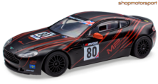 ASTON MARTIN VANTAGE GT3 / SCALEXTRIC A10203S300 / RICHARD ABRA-MARK POOLE
