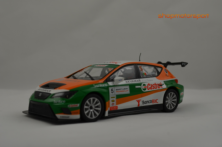 SEAT LEON EUROCUP / SCALEXTRIC A10205S300 / MANUEL GIAO