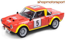 FIAT 124 ABARTH SPIDER Gr.4 / SCALEXTRIC A10220S300 / FULVIO BACCHELLI-BRUNO SCABINI